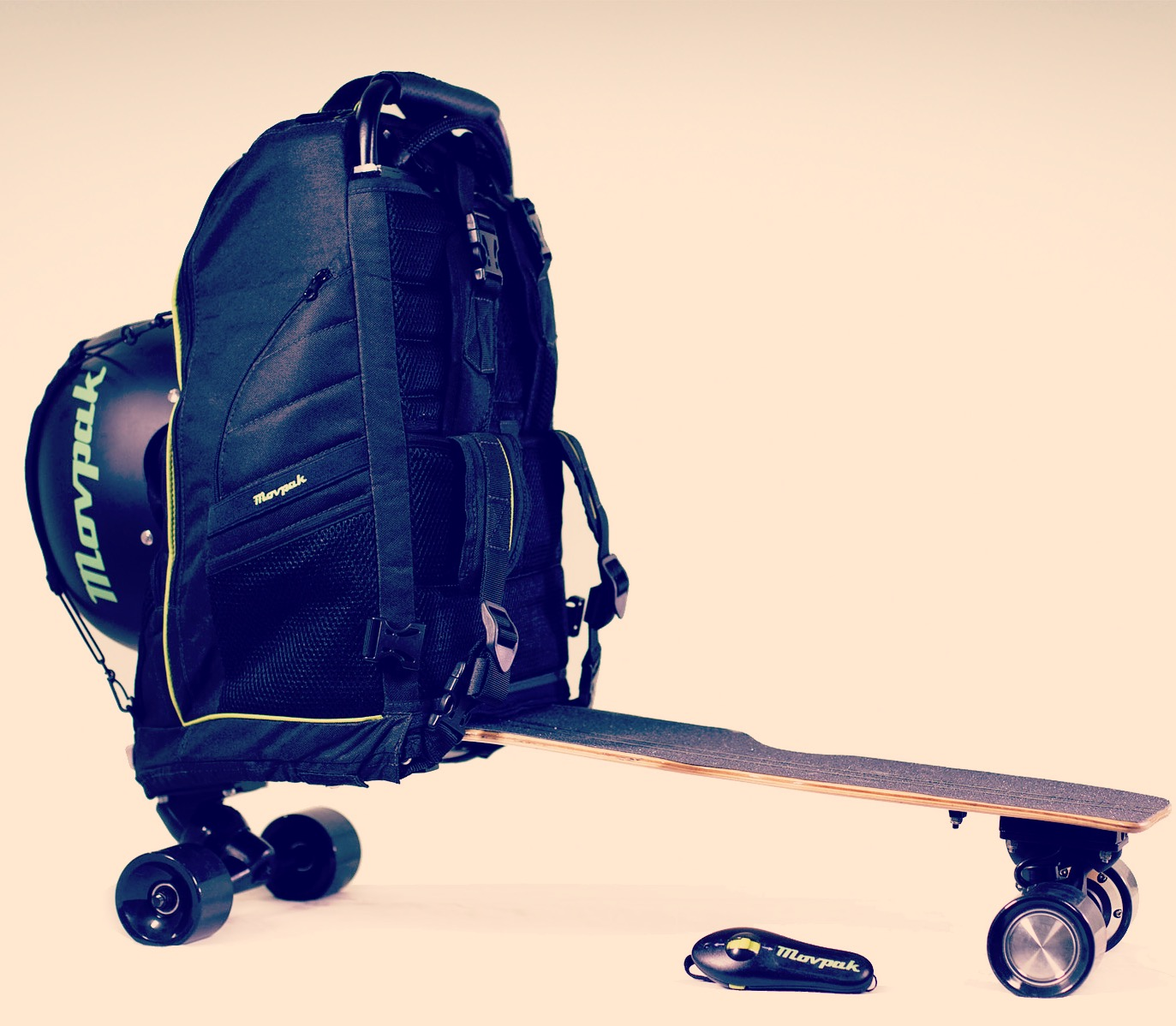 The First Portable Electric Vehicle & Backpack In One