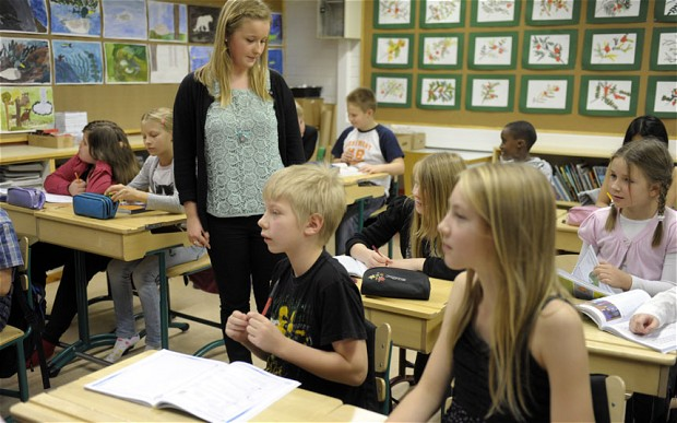 Finland Will Become the First Country in the World to Get Rid of All Traditional School Subjects and the Changes are Expected to be Complete by 2020