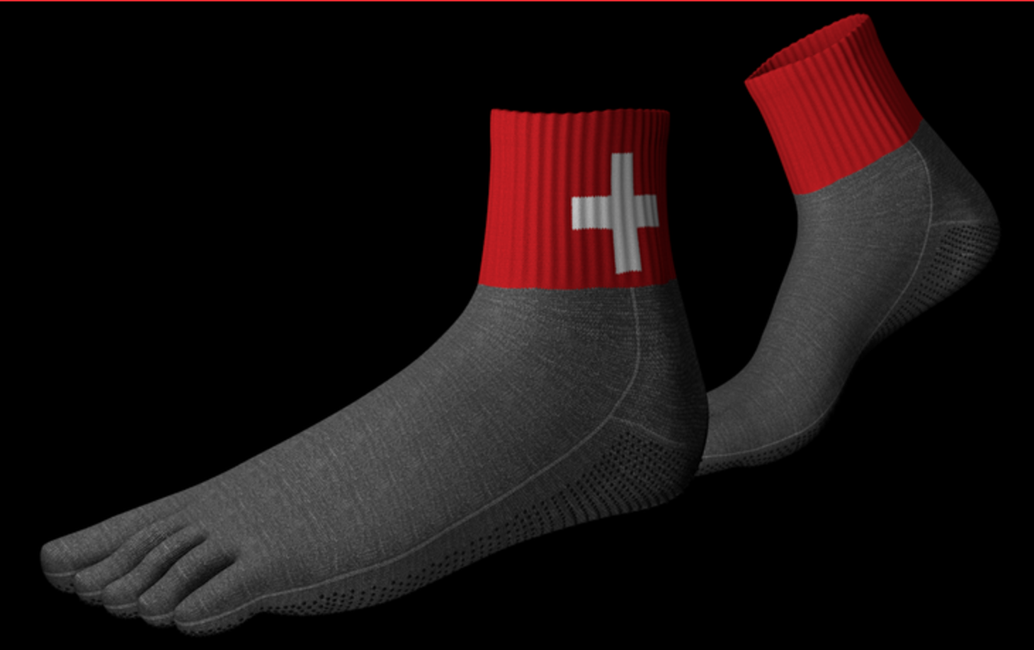Super Strong High-Tech Socks You Don't Need to Buy a Pair of Shoes