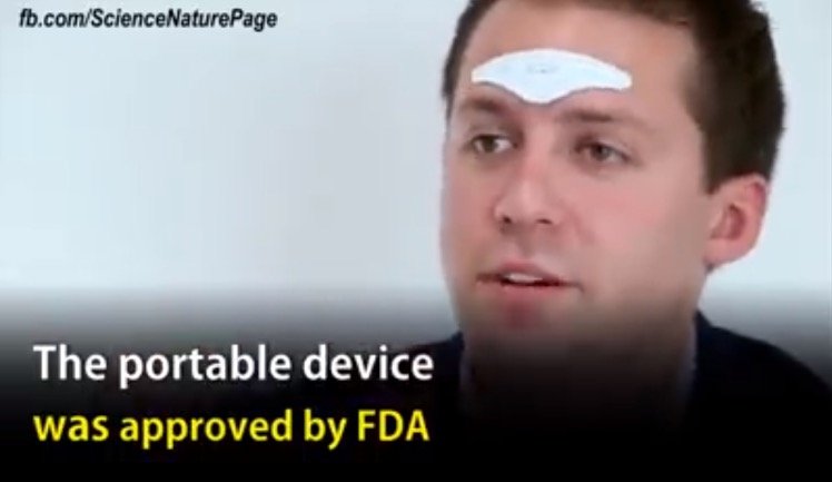 Want to Sleep Better at Night with a Peace of Mind? A FDA Approved Device for Migraine Headaches