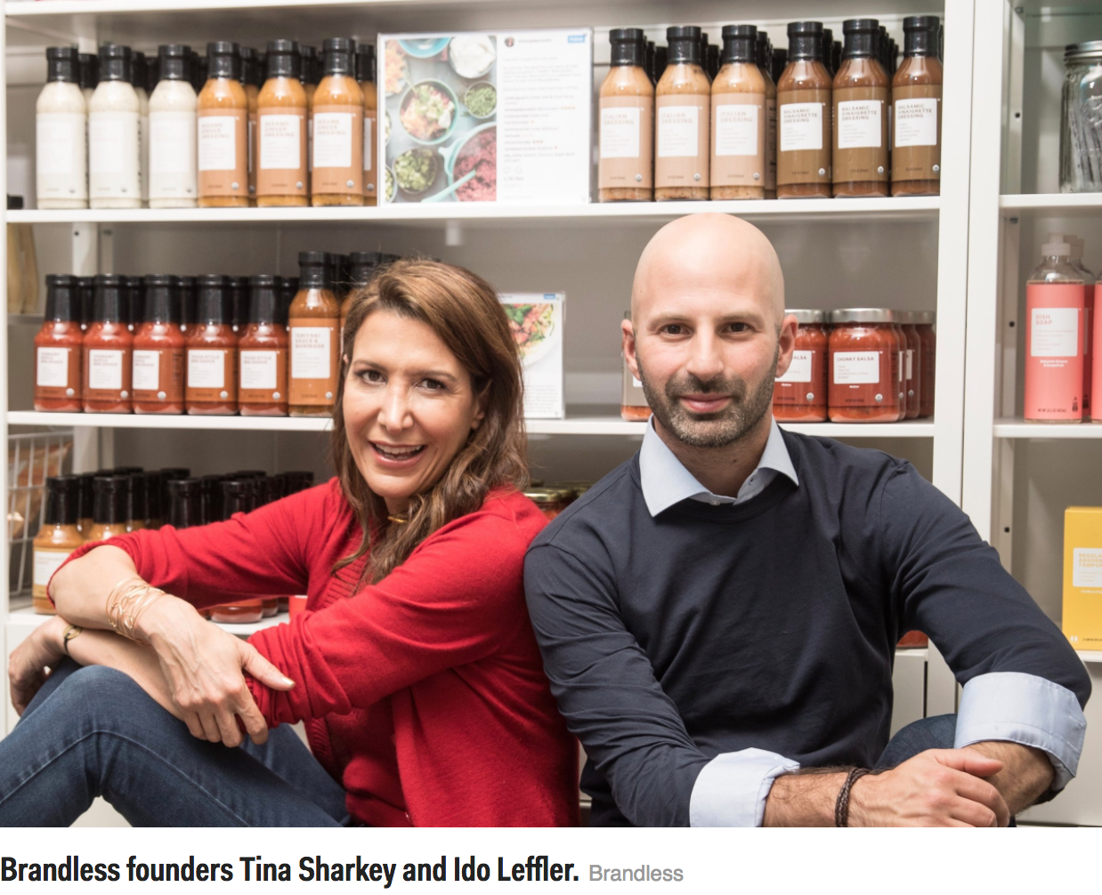 A New Startup –BRANDLESS™, an Online eCommerce Platform for Everything You Want to Buy for Just for $3 Raised $50 Million in New Funding Round