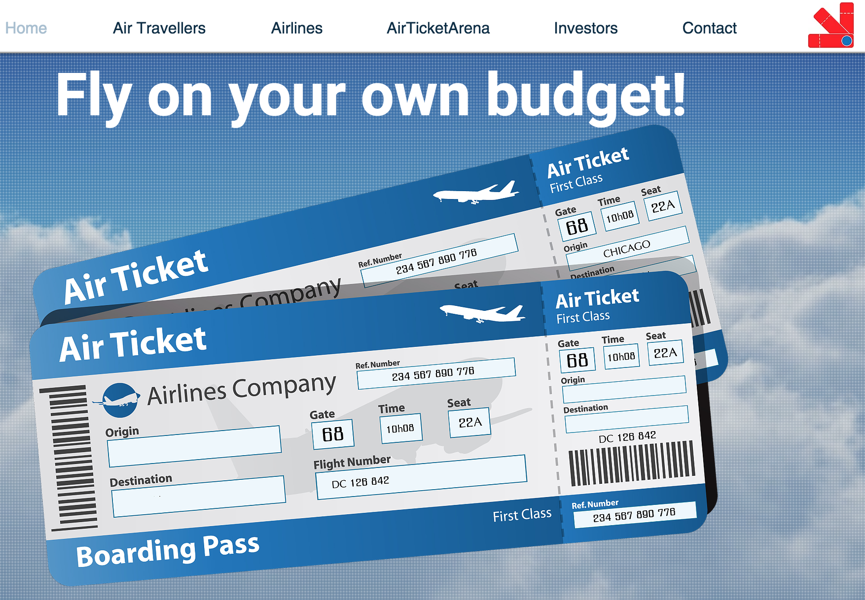 "A New Tech Start-Up ""Air Ticket Arena"" (ATA) Will Let You Bid On Unsold Airline Tickets"