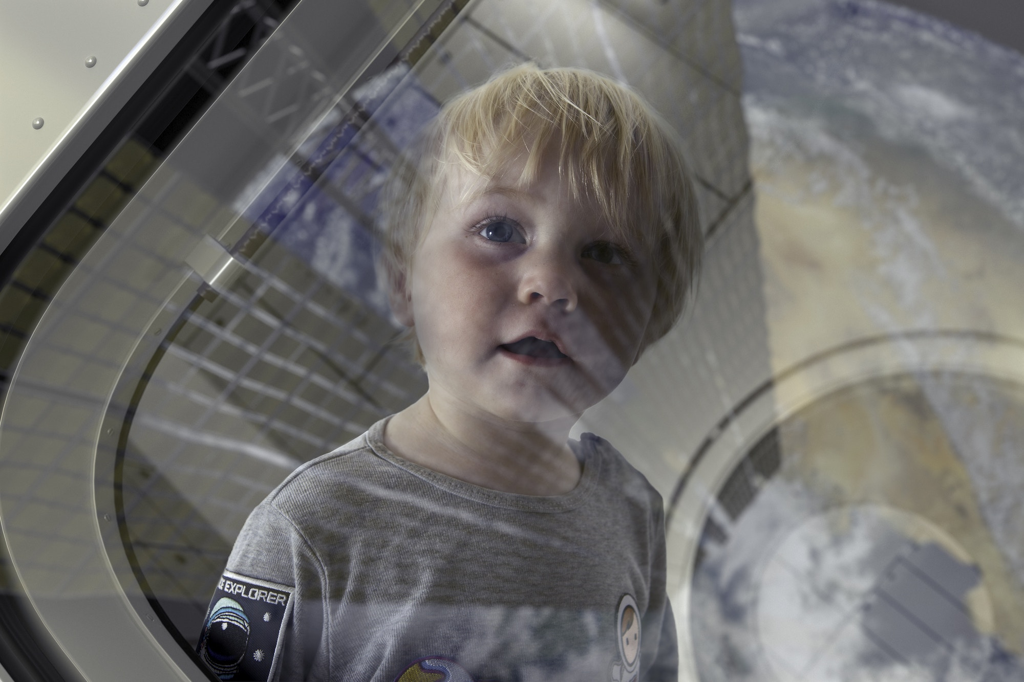 Will our children's children evolve into a spacefaring species? © James Whitaker : Getty Images